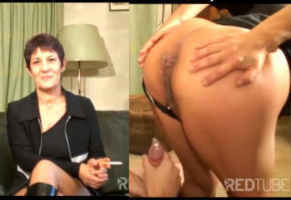 russian mature anal sex salope timide